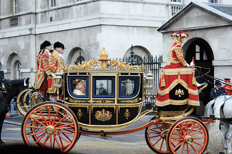 history or horse drawn carriages, history carriage horses