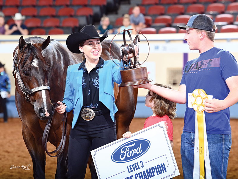 canadian quarter horse youth world results, canadian riders aqhya world championship show, oklahoma youth quarter horse 2021, cqha riders