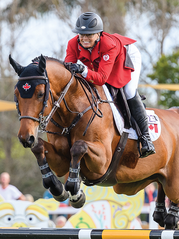 maclay horsemanship, canadians at the maclay championship, canadian equestrian show jumpers, canada's history of equine athletes