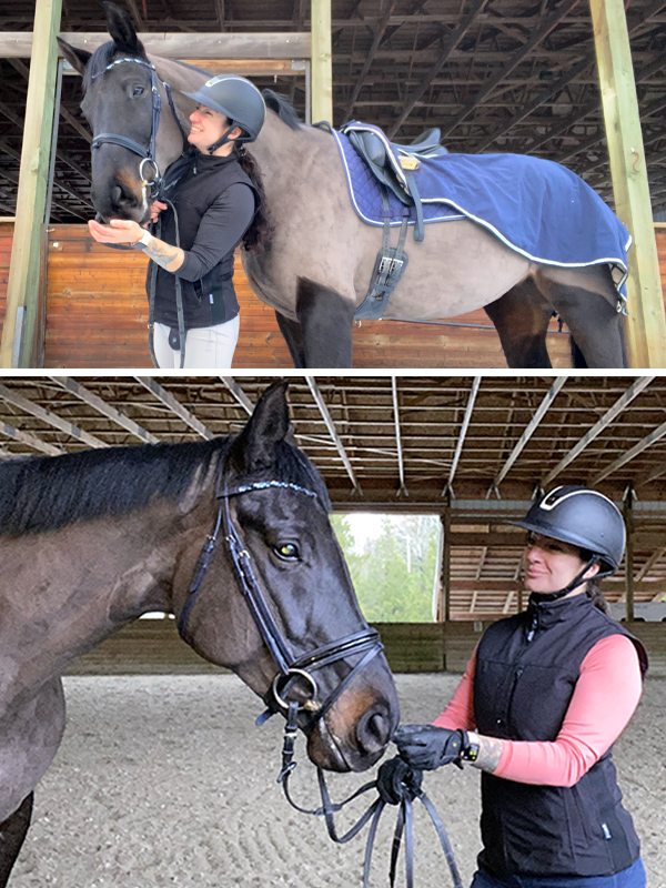 heated vest, heated gloves, rechargeable heated clothing, ewool, warm horse riding clothes, best winter horse riding clothes