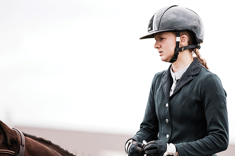 how to be a good horse rider, psychology horse riding, nervous riding horses, anxious in show ring equine, annika mcgivern, perfectionism horse riding