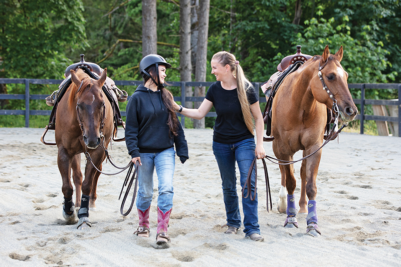 running a horse barn, hiring horse people, keeping an equestrian facility, managing horse boarders, taking care of horses, nikki alvin smith