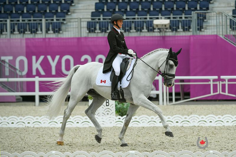 canadian eventing team 2020 olympics, horse sports in olympics, equestrian sports olympics, colleen loach eventing