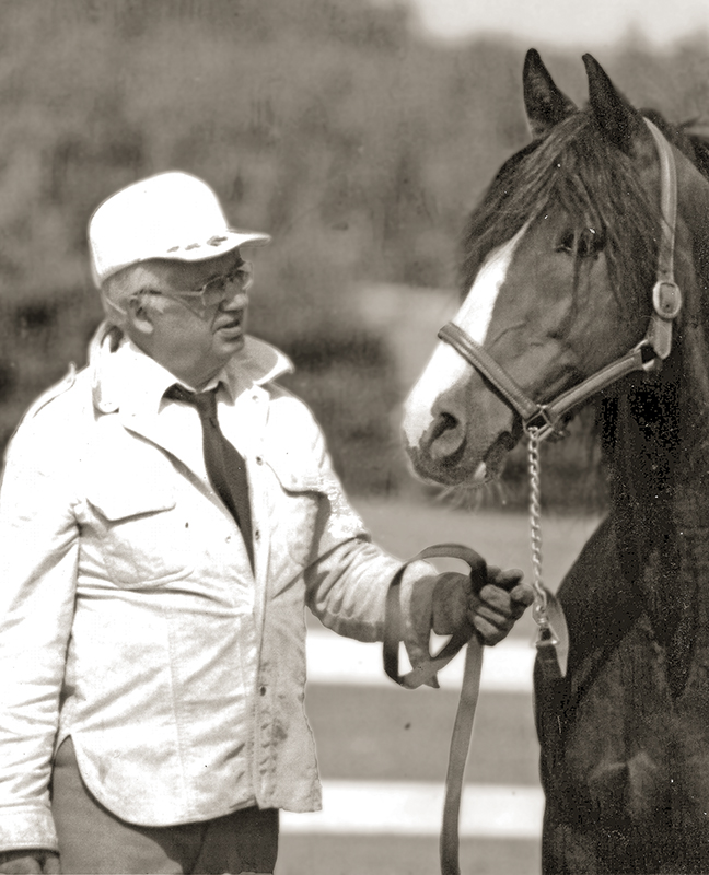 who are some of canada's horse industry builders? John Scott, Cara Whitham, Jack Pemberton, Alfred Fletcher, Guy Weadick, Dr. Sherman Olson, Dr. Gillian Lawrence, David Esworthy, Gayle Ecker, Bill Collins, Peter Cameron, Faith Berghuis, Ian Miller, ron southern, Marg Southern