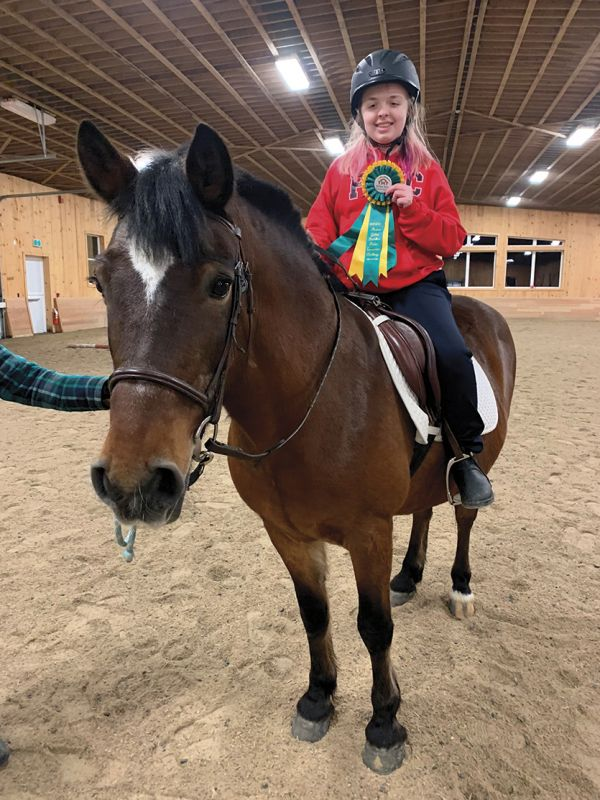 cantra news, canadian therapeutic riding association news, rainbow riders therapeutic riding centre, para-dressage in canada
