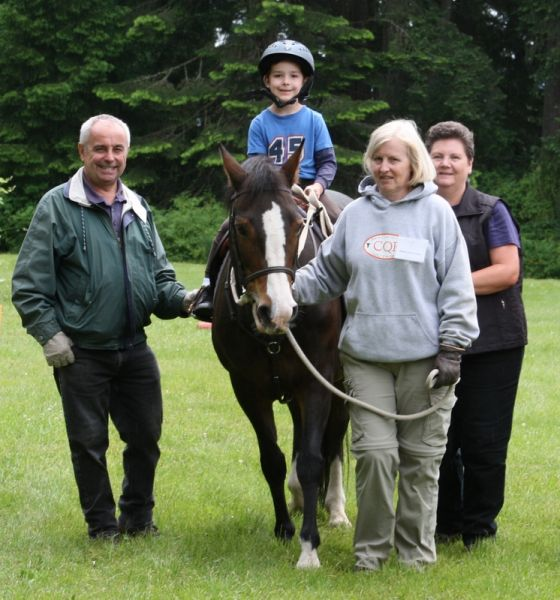 Cowichan Therapeutic Riding Association, CTRA, CTRA 30 years, disabled riding bc, riding for the disabled, therapeutic riding, horse therapy, horses for disabled