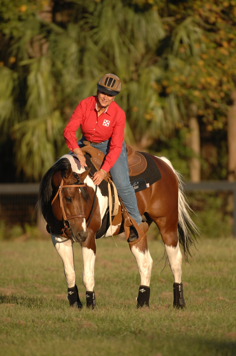 Controlling your emotions when Horse Training, level-headed horse training, positive reinforcement for horses, Will Clinging