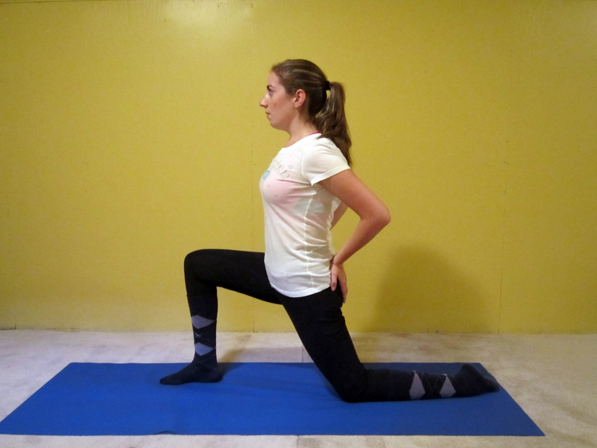 How to master the sitting trot horse journals for Floor quad stretch