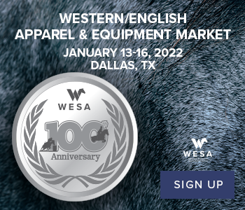 WESA Western/English Apparel and Equipment Market