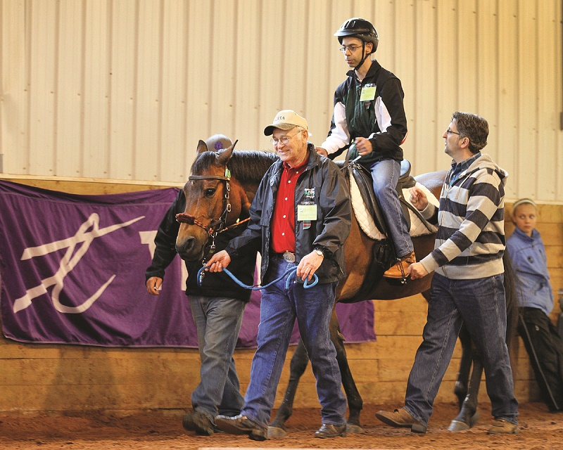 cantra volunteer appreciation canadian therapeutic riding association riding for disabled