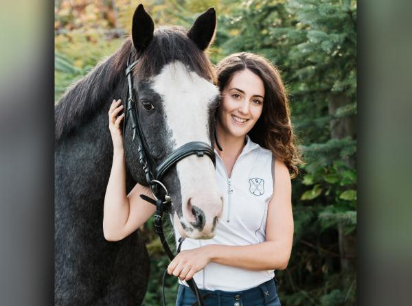 annika mcgivern, equestrian psychology, confidence riding horses