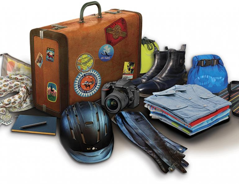 horseback riding holiday checklist, what to bring on a horse riding vacation