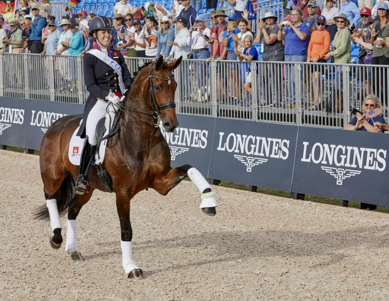 Tryon 2018 FEI World Equestrian Games, hurricane florrence horse games, tryon international equestrian centre, weather at weg