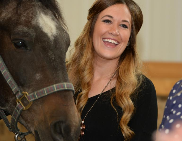 careers with horses, kari fulmek, equine connection, equine assisted learning, phyllis wiesner