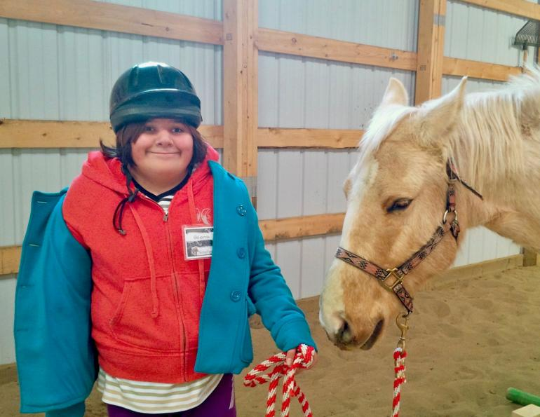 Equine Connection, youth overcoming behavioural issues, youth transcending behavioural issues