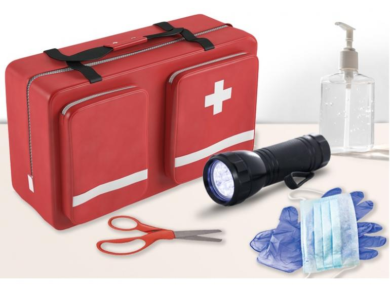 how to make horse first aid kid, equine first aid kit