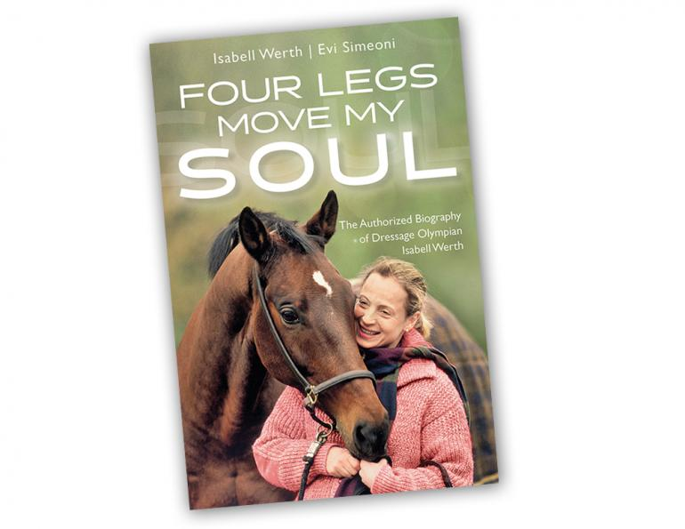 isabell werth biography four legs move my soul, olympic dressage rider isabell werth
