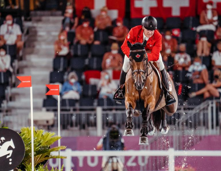 Mario Deslauriers 2020 olympics, canadian equestrians at olympics tokyo, show jumping olympics