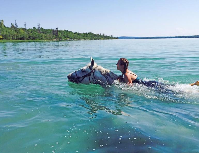 flying u guest ranch, taylor ormiston, Horse riding holidays, canadian riding holidays, canadian horse holiday, equestrian vacations, horses in the cariboo, horse riding green lake, horse camping