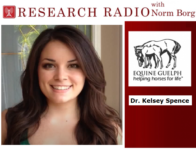 diseases in horses, biosecurity horse shows, horse podcasts, equine guelph research radio