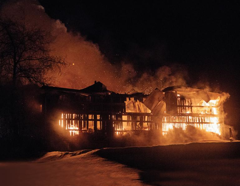 barns on fire, horse barn fires, preventing a stable fire, fire extinguisher equestrian centre, mainting horse barn