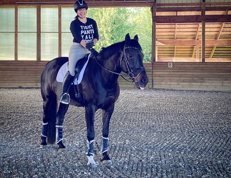 horse blogs, april ray, relatable rider, blogs by horse riders, blogs about competing with horses