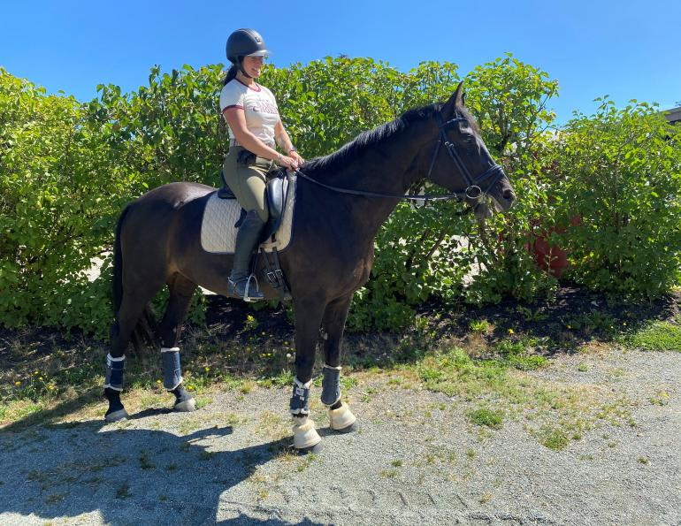 top rated horse blogs, canadian horse blogs, buying a new saddle, how to pick a saddle fit, april ray