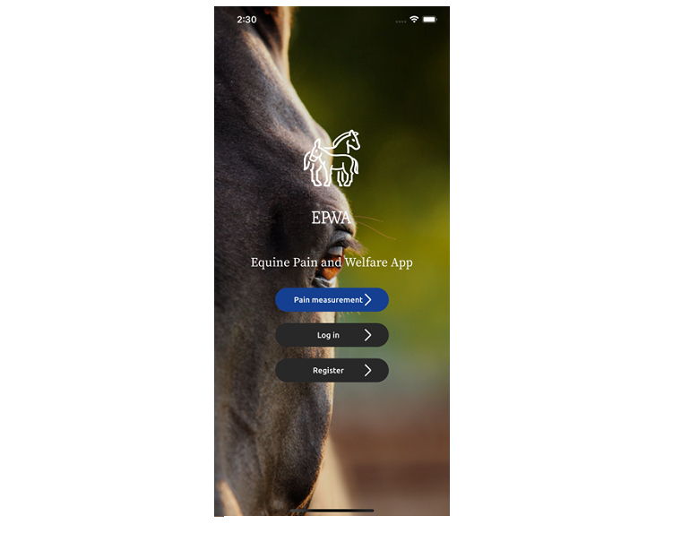 apps for hose care, equine pain and welfare app, equine science update, equine cushings disease