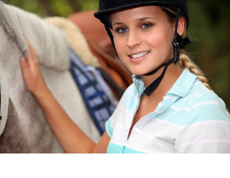 riding with confidence, rider confidence, anne gage, confident horsemanship, psychology of riding