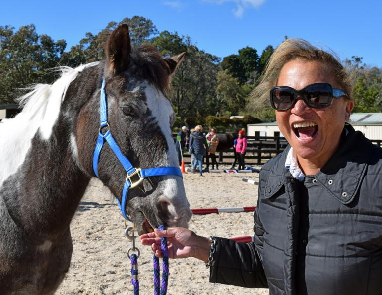 work with horses, jobs with horses, careers with horses, equine connection horse courses