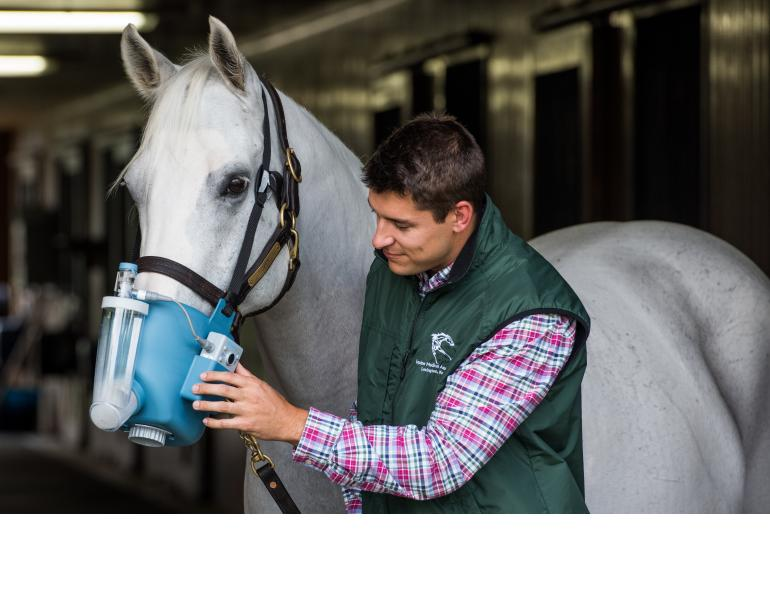 flexineb, equine asthma nebulizer. drugs for equine asthma, medications for horse with asthma