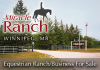 horse property, manitoba horse property, equestrian ranch for sale